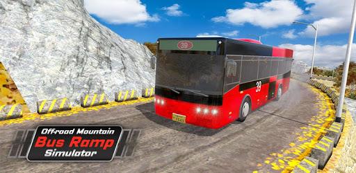 Off-road Mountain Bus Ramp Simulator pc screenshot