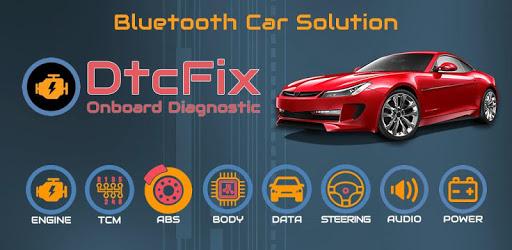 DtcFix - Bluetooth Car Fault Code DTC Diagnostic pc screenshot