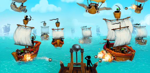 The Catapult: Clash with Pirates pc screenshot