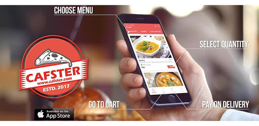 Cafster : Food Order & Delivery pc screenshot