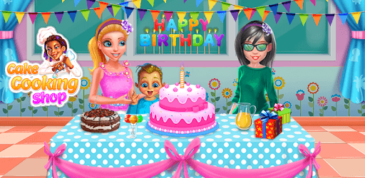 Cake Maker Baking Kitchen pc screenshot