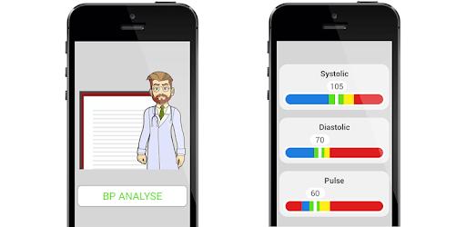 Blood Pressure Analyse pc screenshot