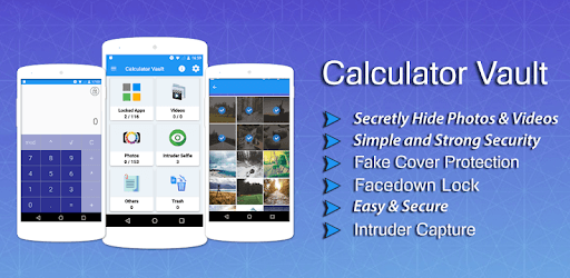 Calculator Vault App Lock : Hide Photo And Video pc screenshot