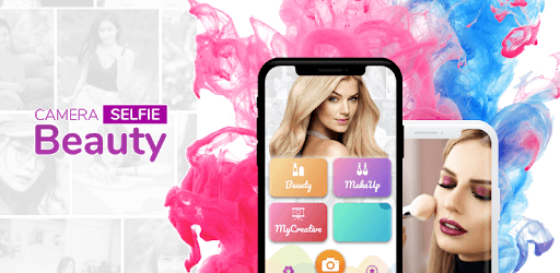 Selfie camera - Beauty camera & Makeup camera pc screenshot