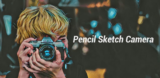 Pencil Sketch Camera & Cartoon Art Photo Editor pc screenshot