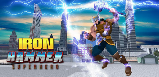 Hammer Superhero Rescue Mission 2019 pc screenshot