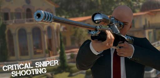 Critical Sniper Shooting- New modern gun fire game pc screenshot
