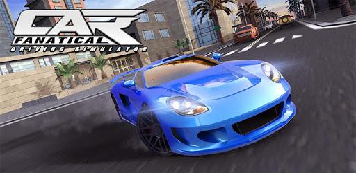 Fanatical Car Driving Simulator pc screenshot