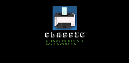 Classic Cheque Printing and Cash Counting pc screenshot