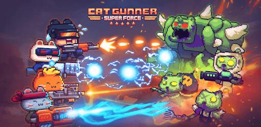 Cat Gunner: Super Force pc screenshot