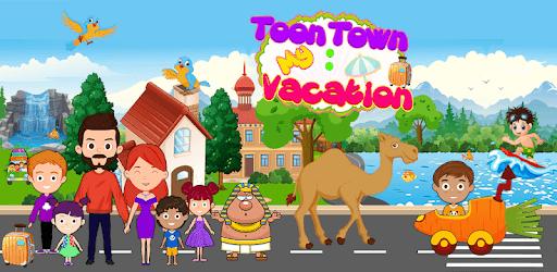 Toon Town: Vacation pc screenshot