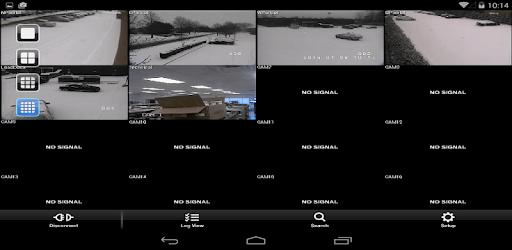 GanzView Mobile App pc screenshot