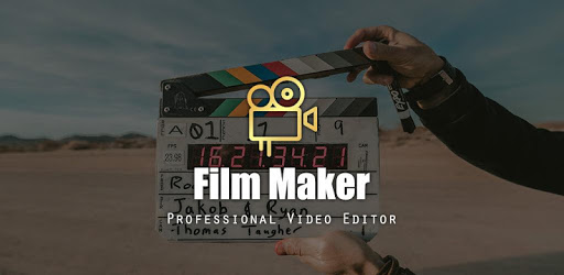 Film Maker Pro - free movie editor for imovie pc screenshot
