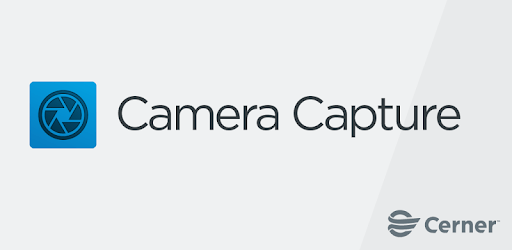 Cerner Camera Capture pc screenshot