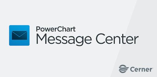 Cerner Message Center pc screenshot
