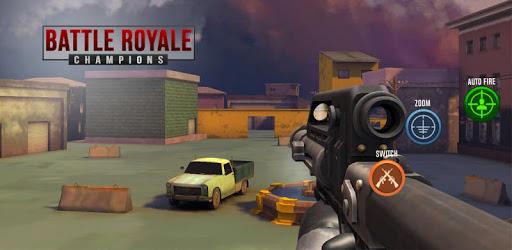 Champions Battle Royale pc screenshot