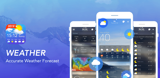 Weather Forecast & Widgets & Radar pc screenshot