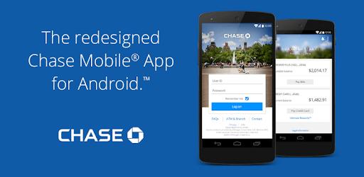 Chase Mobile pc screenshot
