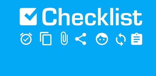 Checklist pc screenshot