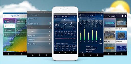 Live Weather Forecast 2019 pc screenshot