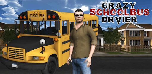 Crazy School Bus Driver 3D pc screenshot