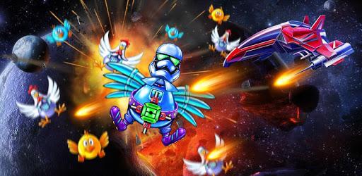 Chicken Shooter: Galaxy Attack pc screenshot