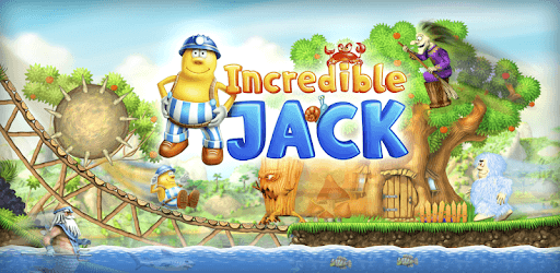 Incredible Jack: Jumping & Running pc screenshot