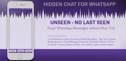 Hide Unseen Online, No Seen Last Seen, Hide Read for PC