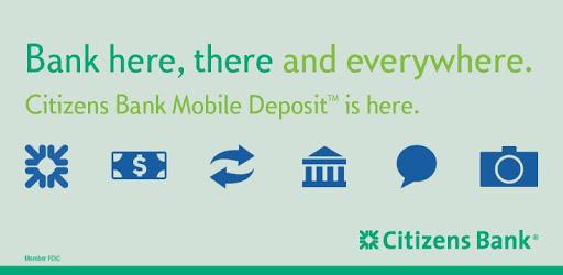 Citizens Bank Mobile Banking pc screenshot