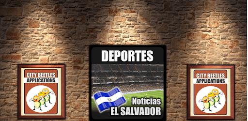 Deportes El Salvador pc screenshot