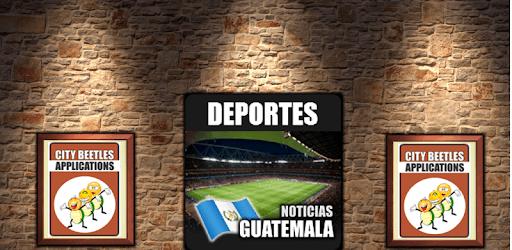 Deportes Guatemala pc screenshot