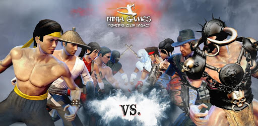Ninja Games - Fighting Club Legacy pc screenshot