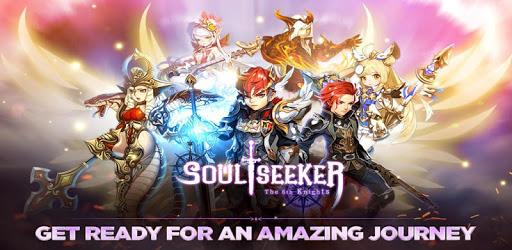 Soul Seeker: Six Knights – Strategy Action RPG pc screenshot