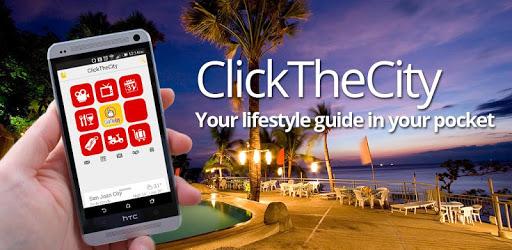 ClickTheCity pc screenshot