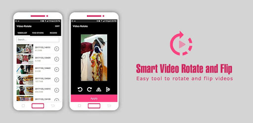 Smart Video Rotate and Flip - Rotator and flipper pc screenshot