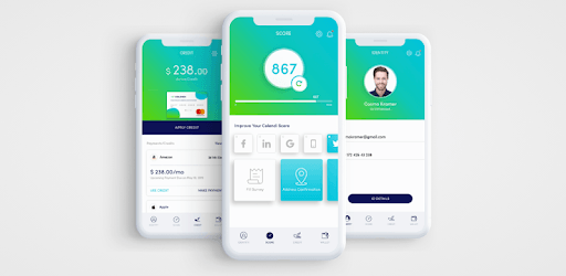 Colendi - Financial Passport pc screenshot
