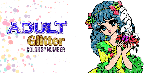 Adult Glitter Color By Number-Paint By Number Free pc screenshot