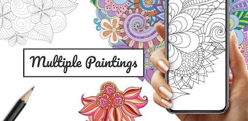 Coloring – Adults' Painting Game! pc screenshot