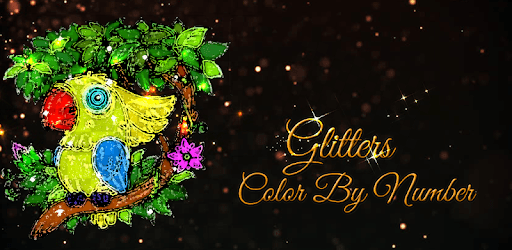 Glitter Color by Number Free Game pc screenshot