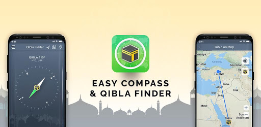 Compass Pro - Accurate Compass App & Qibla Finder pc screenshot