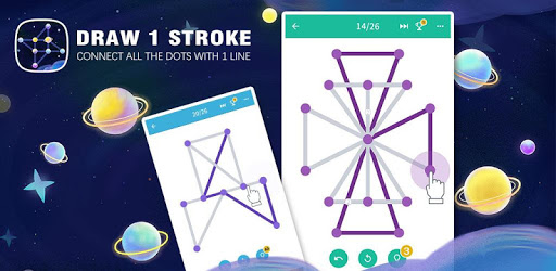 Draw 1 Stroke pc screenshot