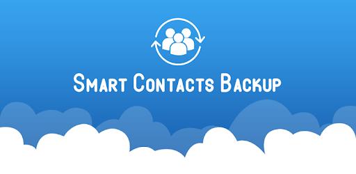 Smart Contacts Backup - (My Contacts Backup) pc screenshot