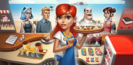 Cooking Games - Fast Food Fever & Restaurant Chef pc screenshot