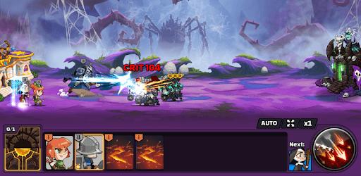 The Wonder Stone: Hero Merge Defense Clan Battle pc screenshot