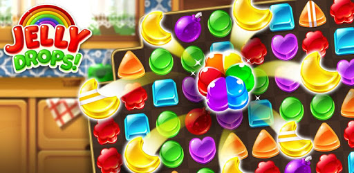 Jelly Drops! - Free Gummy Drop Puzzle Games pc screenshot