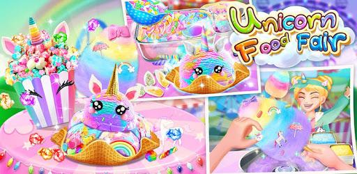 Carnival Unicorn Fair Food - The Trendy Carnival pc screenshot