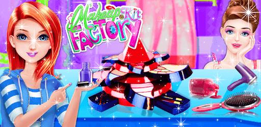 Best Makeup Kit Factory👸 Magic Fairy Beauty Game pc screenshot