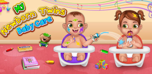 My Newborn Twins Baby Care pc screenshot