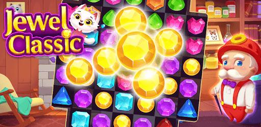 Jewels Classic -  Match Free Games pc screenshot