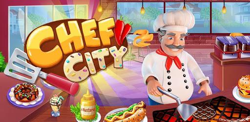 Chef City : Kitchen Restaurant Cooking Game pc screenshot